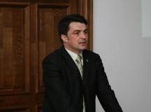 Rectorul Universităţii Alba Iulia, prof. Daniel Breaz, ales secretar general în Consiliul Naţional al Rectorilor din România
