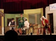 Teatrul pe drum! Grupul Skepsis în turneu prin judeţul Alba