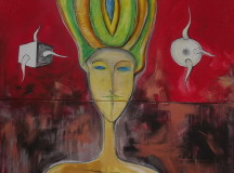 Artişii plastici din Petroşani în expoziţie la Alba Iulia