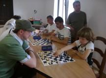Albaiulianul Radu Ţâmpea, învingător în Cupa Ţării Moţilor la șah