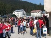 În unităţile turistice din Alba s-au cazat în primele cinci luni ale anului peste 32.000 de turişti