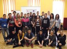 """Proiectul """"Viitorul tău începe azi"""" – liant de educație non-formală între liceeni din trei colegii albaiuliene"""