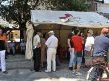 Corturi de prim ajutor la Alba Iulia pentru perioada de caniculă
