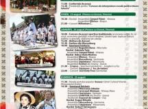 Ansambluri renumite şi artişti îndrăgiţi la Festivalul Naţional de Dansuri şi Tradiţii Populare de la Vinerea