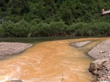 De la începutul anului trei cazuri de poluare accidentală pe râurile din Alba