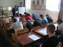 Program de pregătire pentru liberare pentru deţinuţii din Penitenciarul Aiud