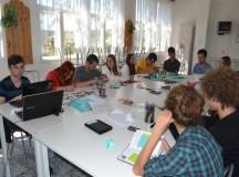 Consiliul Judeţean al Elevilor Alba a participat la conferinţa Regională a Consiliului Regional al Elevilor Centru