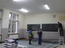 Lucrări de reparații și întreținere la mai multe unități școlare din Alba Iulia