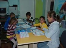 Clopoţelul a sunat şi pentru copii din aşezămintele sociale ale Filantropiei Ortodoxe Alba