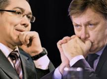 Premierul Ponta şi Crin Antonescu cer respingerea proiectul Roşia Montană