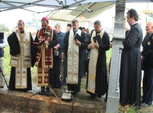 Episcopul Atanasie Anghel se întoarce acasă, la Blaj, capitala greco-catolicismului românesc