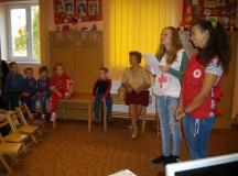 Ziua mondială a alimentului va fi marcată de Crucea Roșie Alba la grădinița Scufița Roșie