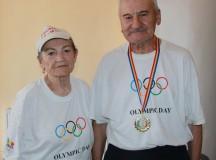 Atletul veteran Emil Sufleţel a împlinit 79 de ani