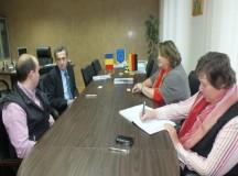 Regiunea Centru își va continua colaborarea de succes cu Germania