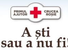 Cursuri de prim ajutor la Crucea Roșie filala Alba