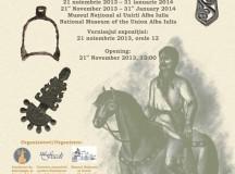Expoziţie la Muzeul Unirii: Războinici în Transilvania din epoca avară