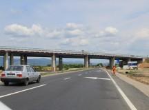 Moartea vine pe autostrada in lucru Sebes-Turda