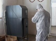 Patru bărbați care au spart mai multe bancomate din Alba, Cluj, Bistrița-Năsăud, și Mureș, prinși de polițiști