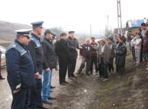 Activităţi de prevenire a abandonului şcolar în comunitatea de rromi din Silivaş, comuna Hopârta