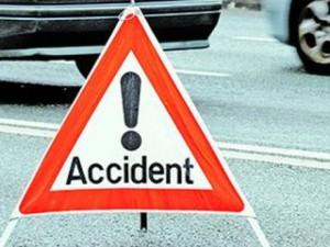 Accident rutier pe Șoseaua de Ocolire a Municipiului Alba Iulia