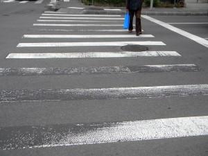 Acţiuni ale poliţiştilor din Alba Iulia şi Sebeş, pentru prevenirea accidentelor rutiere în care sunt implicaţi pietonii