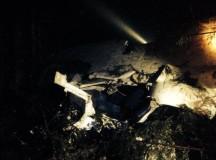 Pilotul Adrian Iovan şi studenta din avionul care s-a prăbuşit au murit, copilotul este în stare gravă.