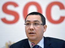 Cum au trăit luni premierul Ponta şi preşedintele Băsescu momentul prăbuşirii avionului în Apuseni