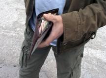 Un bărbat în vârstă de 65 de ani, din municipiul Alba Iulia, a dat dovadă de spirit civic şi a predat poliţiei un portofel găsit întâmplător pe stradă