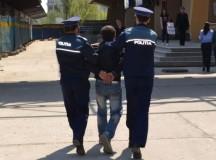 Suspect de furt, prins în flagrant de poliţiştii din Aiud
