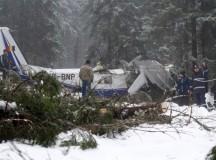 Noi informații privind accidentul aviatic din Apuseni. Soarta şefului STS, duminică, în CSAT: Ponta şi Opriş prezintă rapoartele