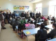 Activităţile de prevenire a abandonului şcolar au continuat în comunitatea de rromi din Silivaş, comuna Hopârta