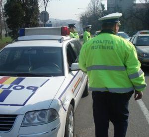 Acţiune pentru reducerea riscului rutier organizată de Poliția Alba