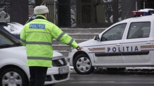 Acţiune de menţinere a siguranţei publice, organizată de poliţiştii din Alba Iulia