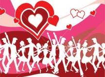 Program încărcat pentru petrecăreți în săptămâna îndrăgostiților