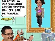 PAMFLETUL ZILEI: Ascensiunea lui Ponta