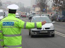 Cumul de infractiuni la volan pentru un tanar din Alba Iulia