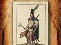 Exponatul lunii il prezinta pe Crisan, lider al rascoalei din 1784