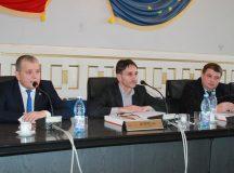 Vineri, 14 aprilie, sedinta extraordinara a Consiliului Judetean Alba