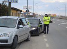 DN 1: Actiune a politiei rutiere in zona Decea