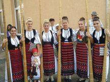 Grupul Moatele din Cimpeni a participat la Carnavalul de la Venetia