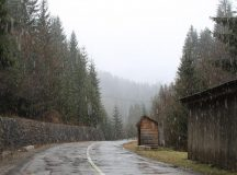 Informare ANM: Precipitatii mixte si polei in judetele din Transilvania
