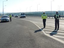 108 soferi sanctionati de politistii de la Serviciul Rutier din Alba si Hunedoara