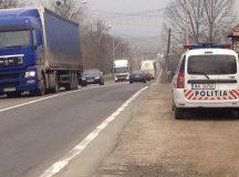 Actiunea Truck & Bus in judetul Alba: peste 900 de masini de transport verificate de politisti