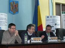 Sedinta de lucru a Consiliului pentru Dezvoltare Regionala Centru
