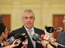 Tariceanu: Am fost santajat de Daniel Constantin in privinta pozitiei pe listele electorale a unor colegi