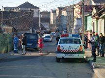Alba Iulia: Actiune de amploare a politistilor in cartierul Lumea Noua