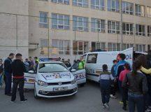 Actiuni de promovare a Politiei in scolile din Alba Iulia