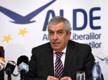 Congresul ALDE pentru unificarea conducerii va avea loc dupa Paste