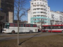 Orasul Cugir a rezolvat temporar problema transportului public de calatori