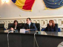 Monica Popescu a fost investita oficial in functia de subprefect de Alba
